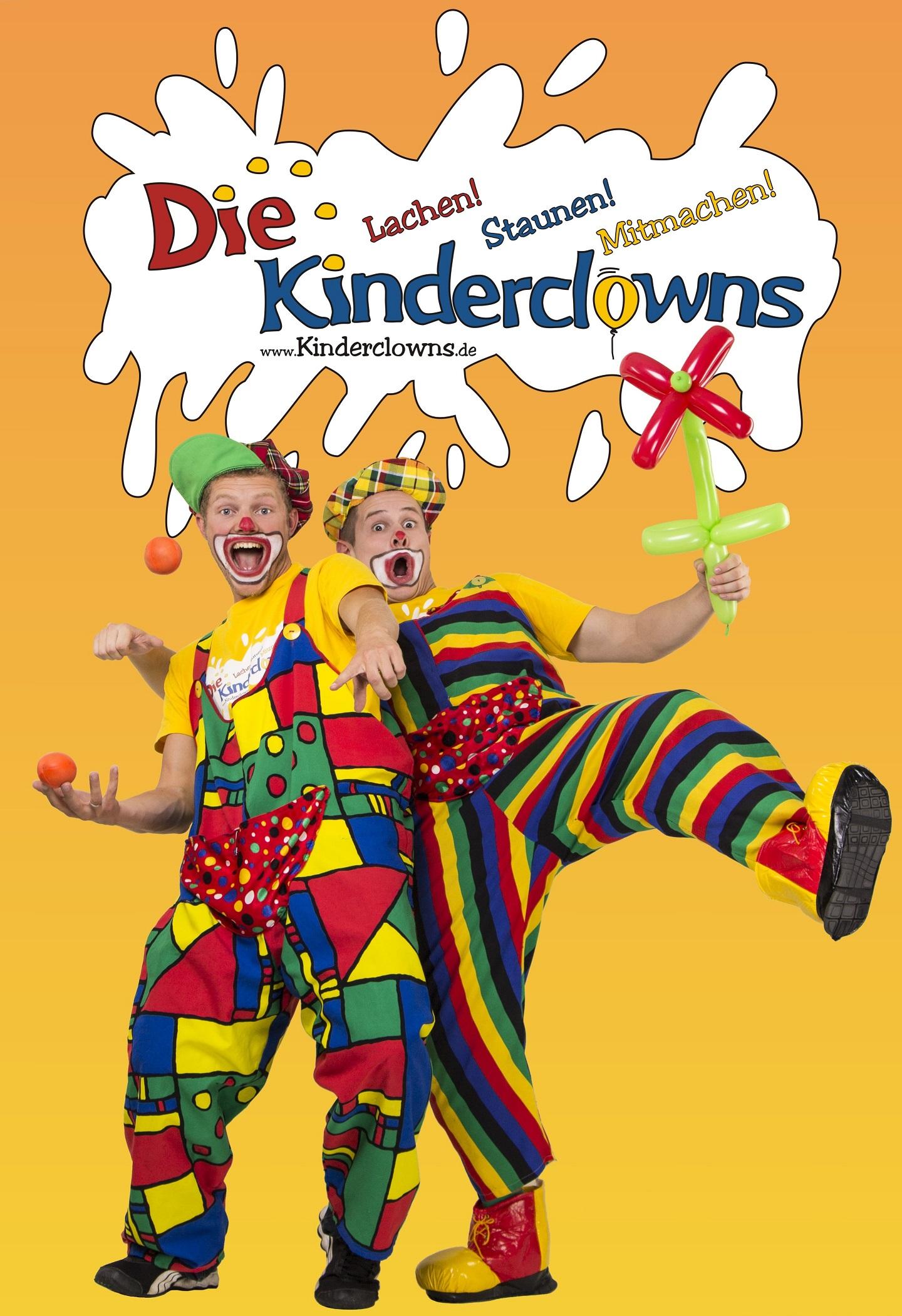 Die Kinderclowns